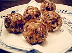 Recept Power balls od Andie