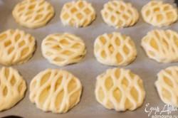 Příprava receptu Rychlé pusinky s ananasem, krok 4