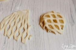 Příprava receptu Rychlé pusinky s ananasem, krok 3