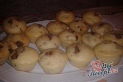 Příprava receptu Čokoládovo - banánové muffiny, krok 1