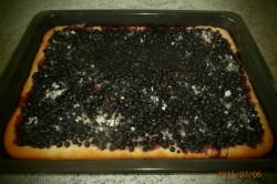 Základní recept na kynuté těsto na koláče a buchty, krok 1