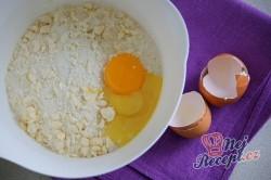Příprava receptu Osvěžující dort s borůvkami, krok 2