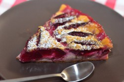 Příprava receptu Švestkový koláč s vanilkovou vůní, krok 8