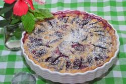 Příprava receptu Švestkový koláč s vanilkovou vůní, krok 7