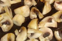 Příprava receptu Salát s kuřecím masem a balkánským sýrem, krok 1