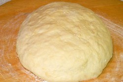 Příprava receptu Vynikající, chutné a rychlé koblihy bez kynutí, krok 3