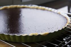 Príprava receptu Extra čokoládová extázy, krok 6