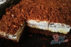 Příprava receptu Krtkův dort na plechu, krok 7