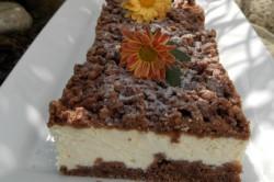 Příprava receptu Tvarohový koláč ze zmrzlého těsta, krok 1