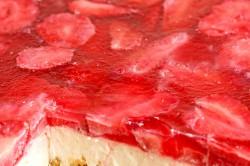 Příprava receptu Ovocný preclíkový dezert se smetanovým krémem, krok 2
