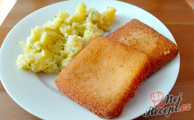 Recept Klasický smažák s bramborami