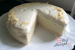Příprava receptu Exkluzivní osvěžující limetkový dort, krok 8