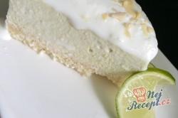 Příprava receptu Exkluzivní osvěžující limetkový dort, krok 9