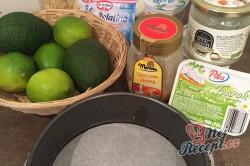 Příprava receptu Exkluzivní osvěžující limetkový dort, krok 1