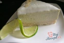 Příprava receptu Exkluzivní osvěžující limetkový dort, krok 10
