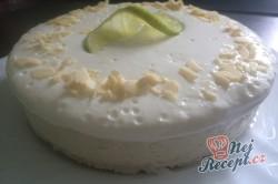 Příprava receptu Exkluzivní osvěžující limetkový dort, krok 7