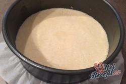 Příprava receptu Exkluzivní osvěžující limetkový dort, krok 3