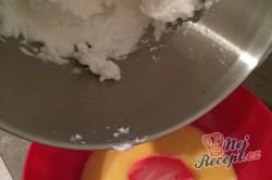 Příprava receptu Japonský cheesecake JEN ze tří surovin, krok 4