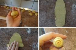 Příprava receptu Domácí voňavé rohlíky, krok 1