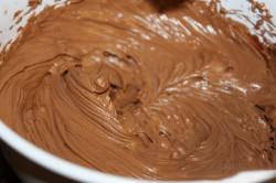 Příprava receptu Domácí sušenky plněné nutelovo-malinovou nádivkou, krok 4