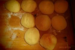 Příprava receptu Chodské koláče, krok 1