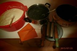 Příprava receptu Chodské koláče, krok 2