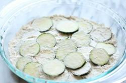 Příprava receptu Křupavé chipsy z cukety, krok 1