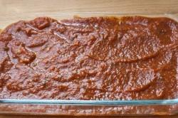 Příprava receptu Těstovinové mušličky v rajčatovém moři, krok 1