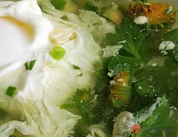 Recept Bylinková polévka