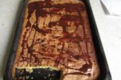 Příprava receptu Rychlá buchta z cukety, krok 1