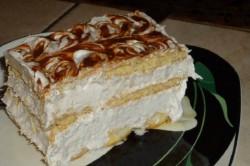 Příprava receptu Super rychlý dort bez pečení, krok 2