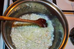 Příprava receptu Vepřová pečeně se smetanovo zeleninovou omáčkou, krok 2