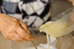 Příprava receptu Delikátní citrónový dort, krok 2