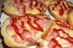 Příprava receptu 6 tipů pro horké sendviče k snídani, krok 4