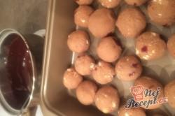 Příprava receptu Rumové párty kuličky, krok 5