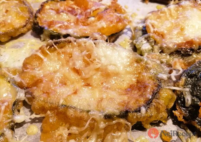 Recept Smažená cuketa v sýrovém těstíčku