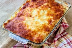 Příprava receptu Bramborový kastrol s kuřecím masem a sýrem, krok 6