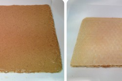 Příprava receptu Domácí KINDER BUENO tyčinka, krok 4