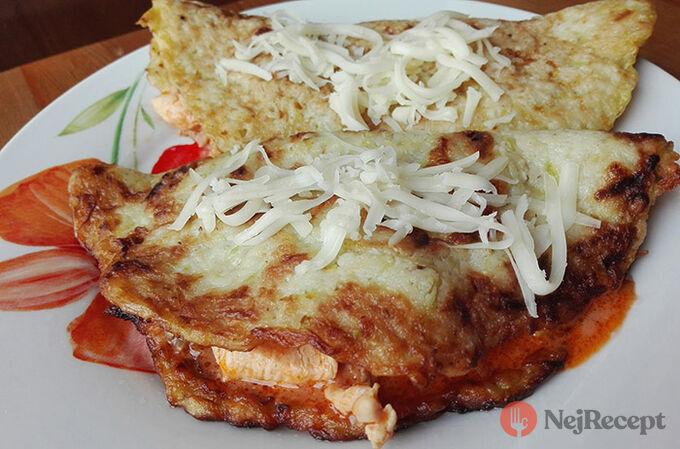 Recept Bramboráčky naplněné kuřecím soté