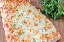 Příprava receptu Pečený losos se sýrovou krustou, krok 9