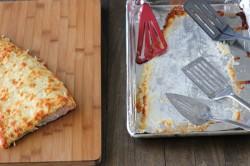 Příprava receptu Pečený losos se sýrovou krustou, krok 7