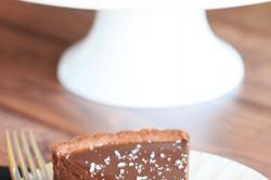 Příprava receptu Karamelový dort s kvalitní čokoládou, krok 1