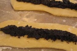 Příprava receptu Propletené bochánky s mákem, krok 1