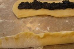 Příprava receptu Propletené bochánky s mákem, krok 2