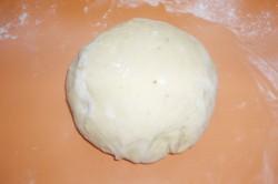 Příprava receptu Trdelníky s ořechovou drobenkou, krok 4