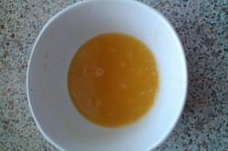 Příprava receptu Pomerančový koláč s lesním ovocem, krok 3
