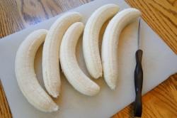 Příprava receptu Jednoduchá nepečená banánová dobrota, krok 2