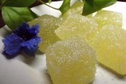 Příprava receptu Domácí citrónové želé bonbóny pro nejmenší, krok 8