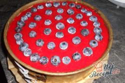 Příprava receptu Tvarohový cheesecake s bílou čokoládou, krok 8