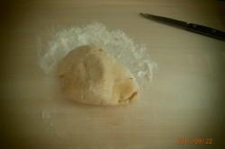 Příprava receptu Štrůdl jako od babičky, krok 1